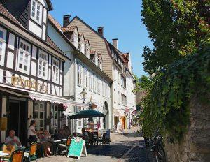 Detmold Altstadt